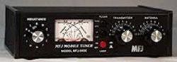Mfj Enterprises Original MFJ-945E 1.6 60 Mhz Mobile Antenna Tuner W Watt Meter & Antenna Bypass Switch. 300 Watts