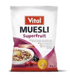 Vital Superfruit Muesli - 500G