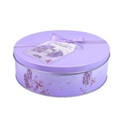 Lavender Biscuit Tin