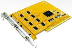Sunix SER1600A 16 Port High-speed Serialial PCI Card