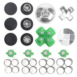 ElementDigital Xbox One Controller Thumbsticks Replacement Parts Buttons  Kits For Xbox One Xbox One Elite Controller PS4 Controller Nintendo Switch