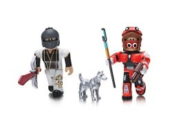 Roblox Celebrity Figure 2-PACK Ninja Assassin: Yang Clan Master And Hayley: The Tech Mage