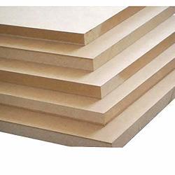 """1 2"""" 12MM X 12"""" X 24"""" Mdf Board 1 Sheet"""