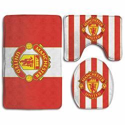 Manchester United Bathroom Anti Skid