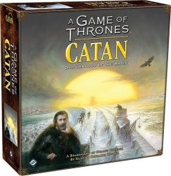 Game of Thrones Catan Game of Thrones
