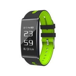GPS Real-time Heart Rate Monitor Wristband With Fitness Tracker Pedometer Smart Wr