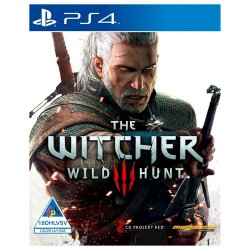 PlayStation - The Witcher 3 Wild Hunt