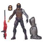 Hasbro Captain America Marvel Legends Winter Soldier Figure 6 Inches