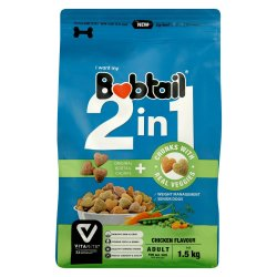 Bobtail - 2 In 1 Real Veggies Chicken Flavour Chunks