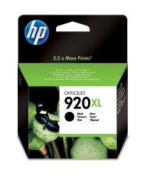 HP Blister 920XL Black Officejet Ink Cartridge 301