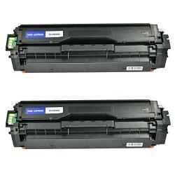 5 pack CLT-K504S Color Set fits Samsung CLP-415NW Xpress SL-C1810W Printer