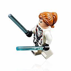 Lego Avengers Endgame Minifigure - Black Widow White Jumpsuit 76126