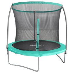 Bounce King 8FT Round Trampoline