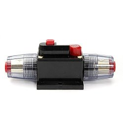 HITSAN Dc 12V Car Stereo Audio Circuit Breaker Inline Fuse 100AMP 100A One  Piece | R980 00 | Car Parts & Accessories | PriceCheck SA