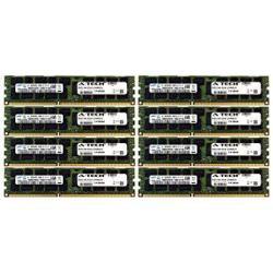 A-tech Samsung 64GB Kit 8 X 8GB PC3-10600 1.35V Dell Poweredge M710HD M820 M915 A3721494 R410 R420 R515 A3721500 R520 R610 R620 A3721505 R715