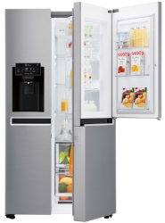LG Side GC-L247SLUV By Side 601L Refrigerator