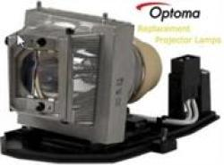 Optoma Projector Lamp Uhp Type 190WATT –compatible With Optoma X305ST W305ST GT760 Projectors Retail Box 3 Months Or 500HRS Warr
