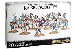 Games Workshop Warhammer Age Of Sigmar Tzeentch Arcanites Kairic Acolytes 20 Miniatures
