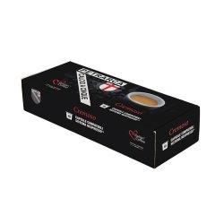 Nespresso Italian Coffee Cremoso Compatible Coffee Capsules - 100