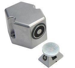 Edwards Signaling 1501-AQN5 Single Door Electromagnetic Door Holder Floor Mount By Edwards-signaling