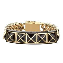 Case-Mate Rebecca Minkoff Bluetooth Notification Bracelet Gold black CM031990