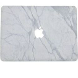 Social Concepts Hard-shell Case For Macbook Pro 13 White Marble