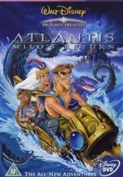 Atlantis 2 - Milo's Return DVD