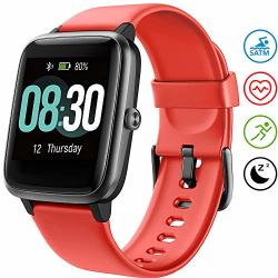 Umidigi Smart Watch UWATCH3 Fitness Tracker Smart Watch For Android Phones Activity Tracker Smartwatch For Women Men Kids With Sleep Monitor All-day Heart Rate