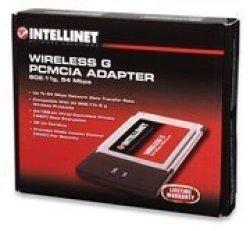 Intellinet Wireless G PC Card