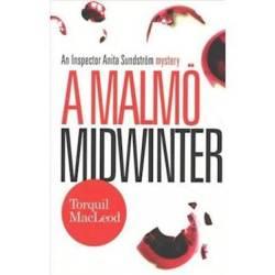A Malmo Midwinter - An Inspector Anita Sundstrom Mystery Paperback