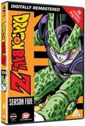 Dragon Ball Z: Complete Season 5 Import Dvd