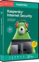 2020 Internet Security 3+1 Dev 1 Year DVD