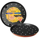 Ibili 28cm Venus Non-Stick Pizza Mould & Crisper