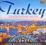 Anadolu University Folkdance Ensemble - Turkey - Traditional Music Cd