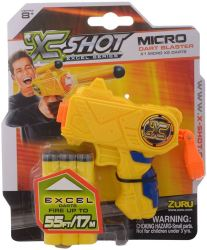 X-shot Micro Carded With Darts