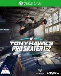 Activision Tony Hawk& 39 S Pro Skater 1+2 Xbox One