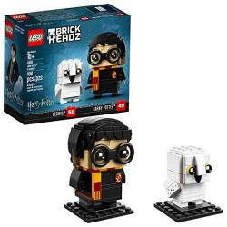 Lego Brickheadz Harry Potter & Hedwig Building Kit