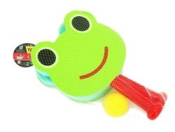 Frog Foam Bat & Ball