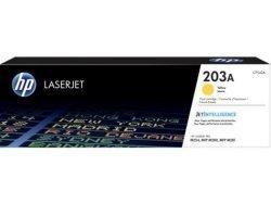 HP 203A Yellow Original Laserjet Toner Cartridge 1 300 Pages