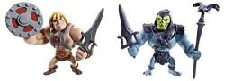 2013 Sdcc Exclusive Masters Of The Universe Classics MINI He-man & Skeletor Figures