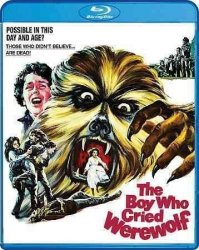 Shout Factory The Boy Who Cried Werewolf Blu-ray