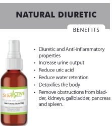 Slim Active - Natural Diuretic