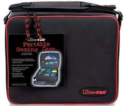 Ultra Pro Gaming Case With Red Trim