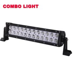 14 Inch 72W Cree LED Light Bar Flood & Spot Work Light Off Road Lamp