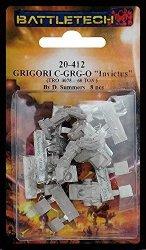 Iron Wind Metals Grigori C-grg-o Invictus Omni Mech: Battletech Miniatures