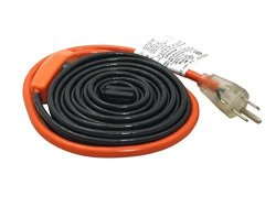 Frost King HC9A 9 X 120 X 7' Automatic Electric Heat Cable Kits Black