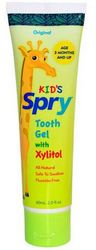 Spry Original Tooth Gel - Unflavoured
