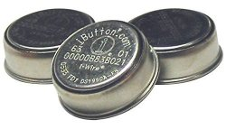 DS1992L-F5+ - 1KB Memory Ibutton 5 Pack