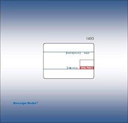 Cas LP-1000 UPC 8010 Scale Labels 58MM X 40MM - 12 Rolls Of 700 Labels