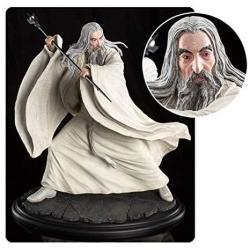 Weta Workshop Hobbit Statue Saruman The White At Dol Guldur 1 6 Scale